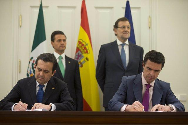 España y México cooperarán en materia de turismo y pymes