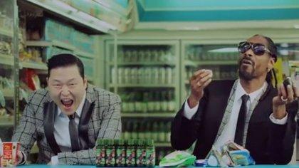 Psy y Snopp Dogg arrasan en YouTube con Hangover