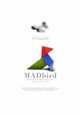 Cartel de la I MADBirdFair