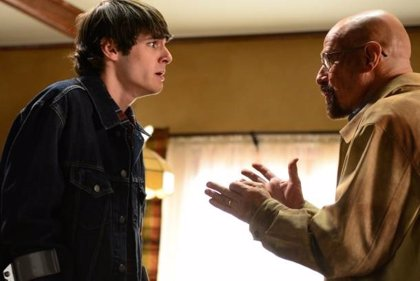 Breaking Bad: Walter Jr. perdona a Walter White en el Día del Padre