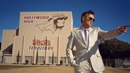 Morrissey cancela su gira por enfermedad