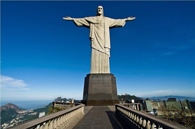 Cristo De Corcovado (Rio De Janeiro)