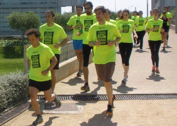 Practicar running en el trabajo la nueva tendencia de las empresas