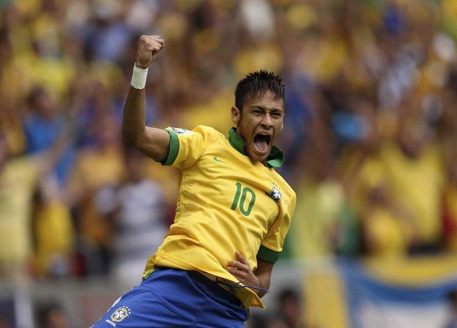 """Neymar: """"No quiero ser el mejor, quiero ganar el Mundial"""""""