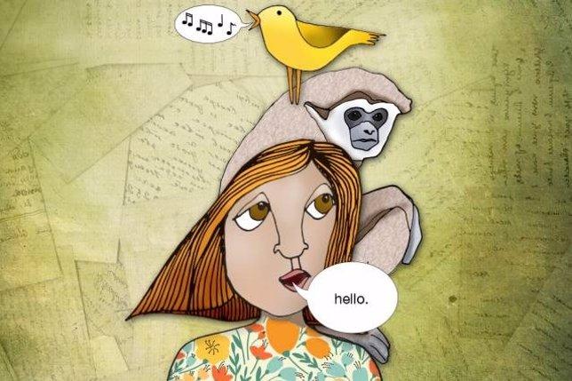 Orígenes profundos del habla