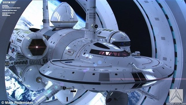 Nave para viajes interestelares