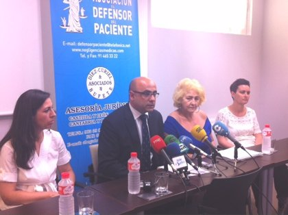 AMP.- SCS, condenado a indemnizar con 91.000€ por muerte de una recién nacida por una infección no detectada