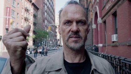 Michael Keaton atormentado en el trailer de Birdman