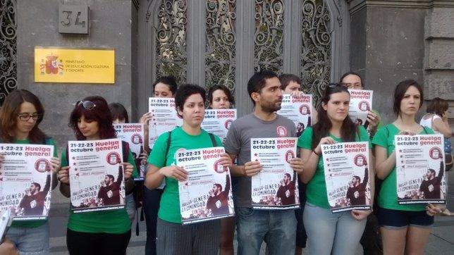 Sindicato de Estudiantes convocan huelga general en octubre