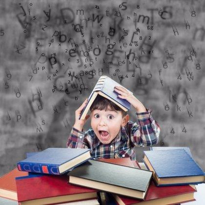 Identificar el estrés en niños y adolescentes