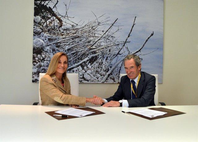 Acuerdo Fundación Prosegur y Fundación Elecnor