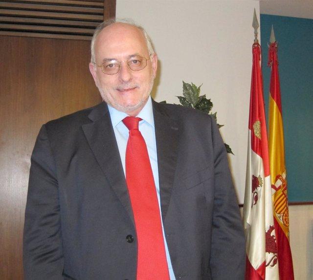 El presidente del Foro Español de la Familia, Benigno Blanco