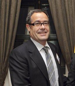 Pere Macias, Portavoz Adjunto De Ciu En El Congreso