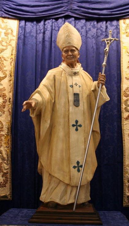La Diócesis celebra este sábado la canonización del Papa Juan Pablo II 21 años después de su visita
