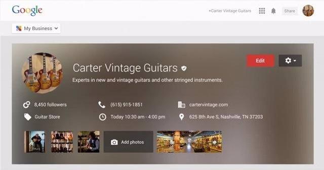 Google My Business te ayuda a conectar con tus clientes