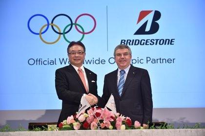 Bridgestone, patrocinador de los Juegos Olímpicos hasta 2024