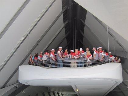 El Día del Voluntariado se conmemora este sábado en el Auditorio
