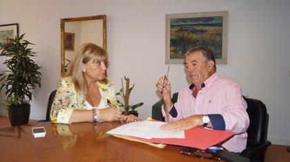 La Diputación ayudará al Banco de Alimentos a atender las necesidades de este verano