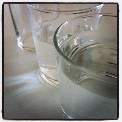 Algunos pacientes con insuficiencia cardiaca deben limitar el consumo de agua