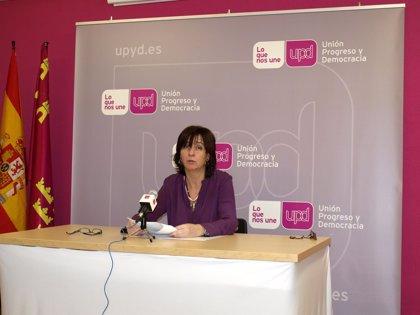 """UPyD afirma que los datos del IPC en la Región reflejan """"la vuelta a la cruda realidad económica"""""""