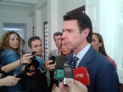 """Soria ve """"impresentable"""" que Rivero use su cargo institucional para llamar a la """"rebelión"""" contra las prospecciones"""