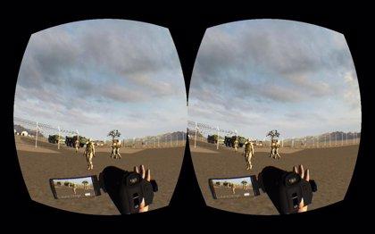 Un juego de Oculus Rift enseña a periodistas a sobrevivir en la guerra