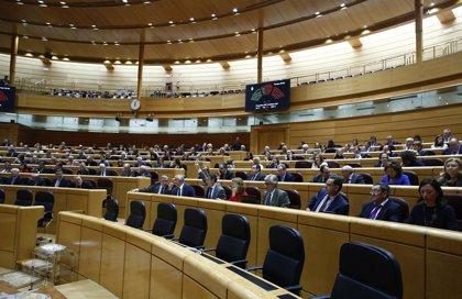 El Senado dará el martes el visto bueno definitivo a la ley de abdicación con IU, ICV y ERC en contra