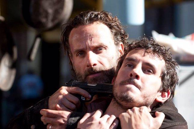 The Walking Dead: más acción en la quinta temporada
