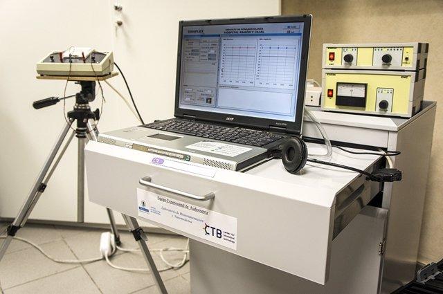 Sistema 'AudioMC' para obtener mapa de audición en humanos
