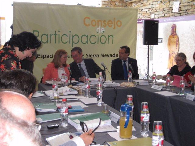 Consejo Participación de Sierra Nevada