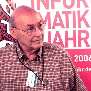 Marvin Minsky, experto en inteligencia artificial