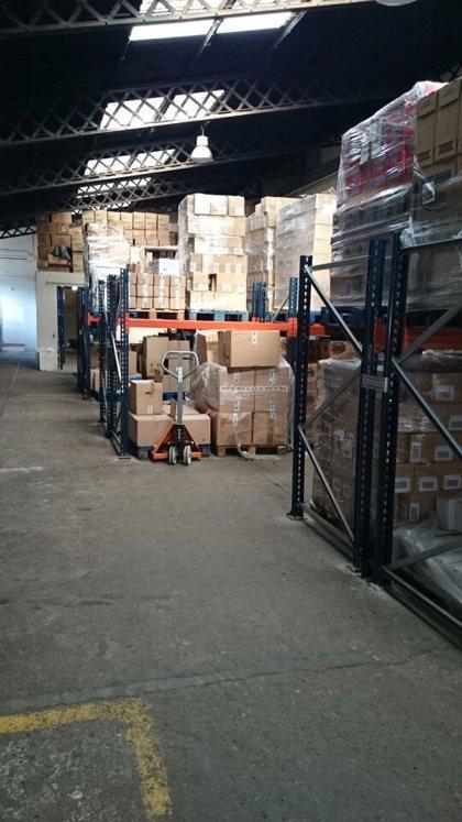 El banco solidario de productos La Nau atiende anualmente a 45.000 personas vulnerables