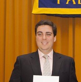 El estudiante de la UPO José Manuel Macarro