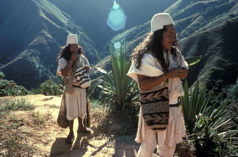 Indígenas de Sierra Nevada