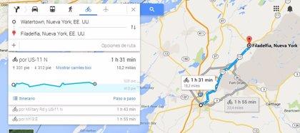EE.UU. quiere regular las 'apps' de navegación como Google Maps