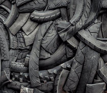 Signus recoge en Ceuta 26.000 kilos de neumáticos usados
