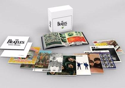The Beatles vuelven al sonido en mono