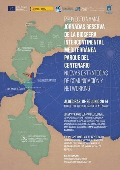 Jornadas sobre la Reserva de la Biosfera Intercontinental Mediterránea - Parque del Centenario