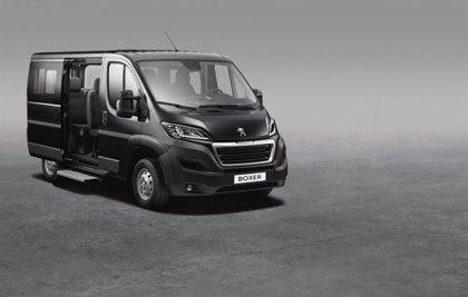 Peugeot pone a la venta en España el nuevo Boxer