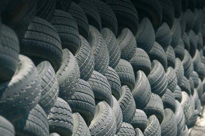 2.500 kilómetros de carreteras con la recogida de neumáticos