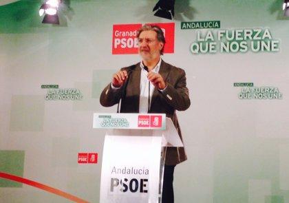 Pérez Tapias confía en lograr los avales necesarios y reitera que no irá a primarias si es secretario general