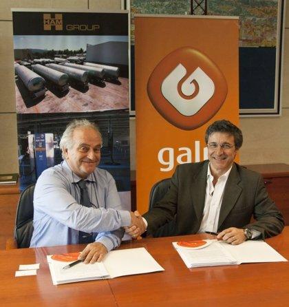 Galp construirá dos plantas de gas natural vehicular