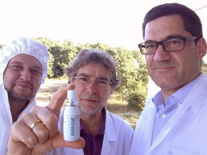Desarrollan un espray anti-estrés basado en productos naturales