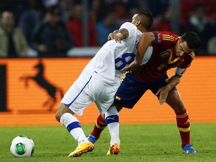 España pone en juego su estrella ante Chile