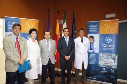 Málaga.- Sostenible.- Ibima y PTA presentan un catálogo de servicios para potenciar la investigación biotecnológica