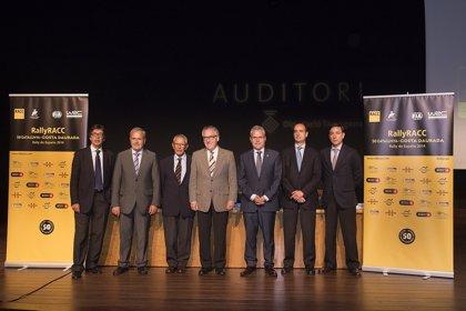El Rally Catalunya celebra su medio centenario con una cronometrada de 50km