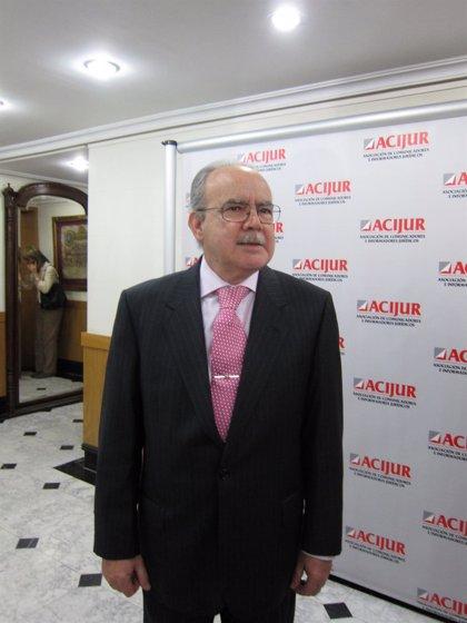 El CGPJ convoca la presidencia de la Sala de lo Penal del Tribunal Supremo por la próxima jubilación de Saavedra