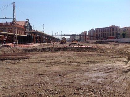 Ayuntamiento anuncia para el 30 de junio el inicio de las obras de urbanización del Parque de la Estación