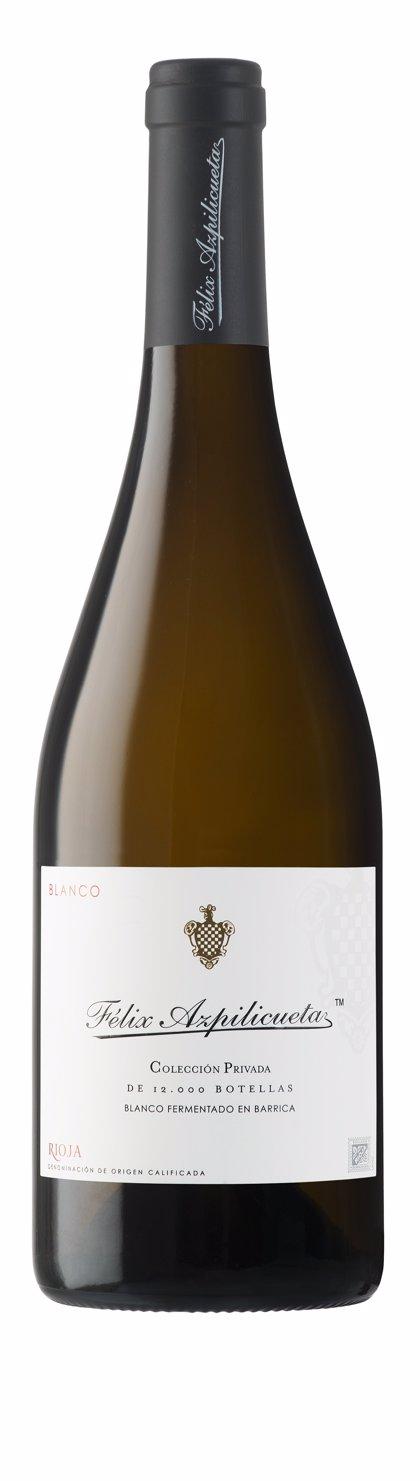 Félix Azpilicueta Colección Privada blanco 2012, elegido el mejor vino blanco de España
