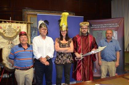 Almería.-Cultura.- Somontín acogerá el II Encuentro Provincial de Fiestas de Moros y Cristianos que organiza Diputación